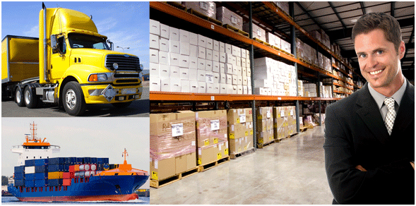 Different Areas to be served in Logistics and Supply Chain Industry