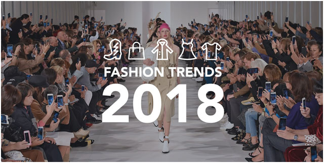 Latest Trends In Fashion Industry